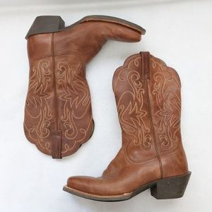 Ariat Russet Rebel Legend Western Boots
